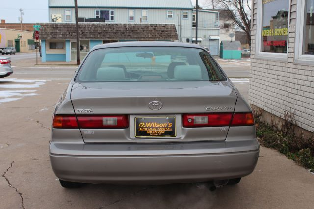 1997 Toyota Camry Enthusiast 2D Roadster
