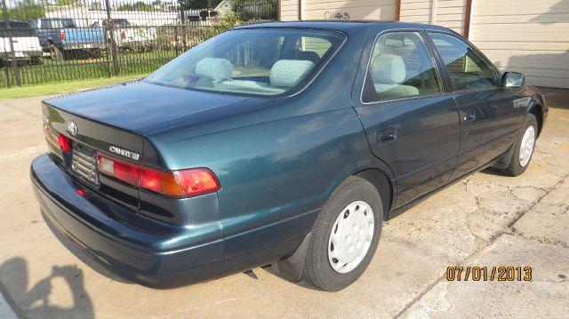 1998 Toyota Camry X