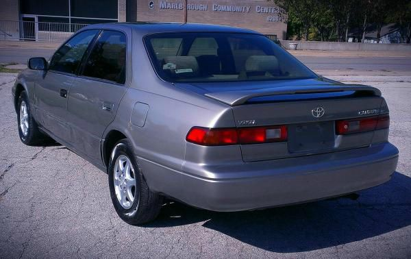 1998 Toyota Camry SEL Sport Utility 4D