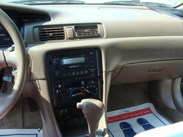 1999 Toyota Camry X