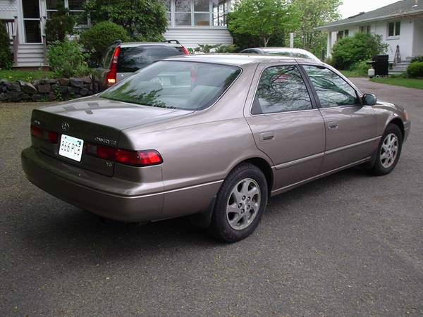 1999 Toyota Camry Enthusiast 2D Roadster