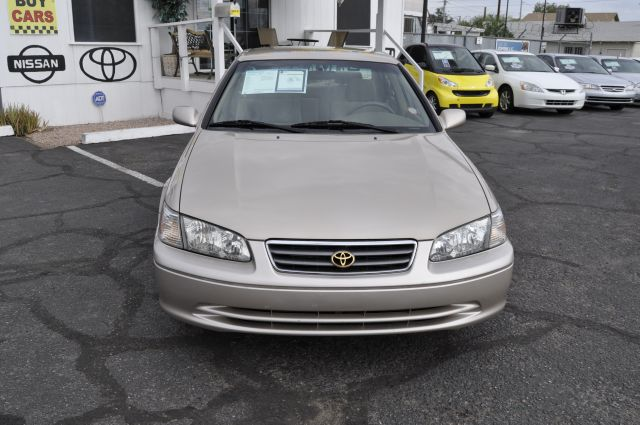 2001 Toyota Camry Enthusiast 2D Roadster