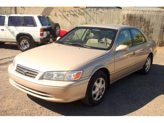 2001 Toyota Camry SEL Sport Utility 4D
