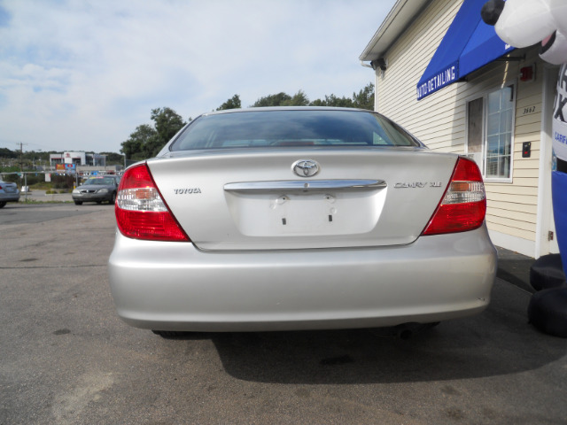 2002 Toyota Camry SEL Sport Utility 4D