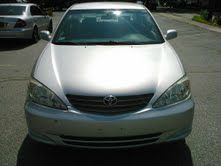 2002 Toyota Camry Continuously Variable Transmission
