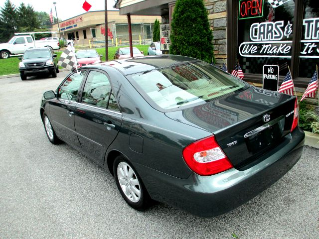 2003 Toyota Camry SEL Sport Utility 4D