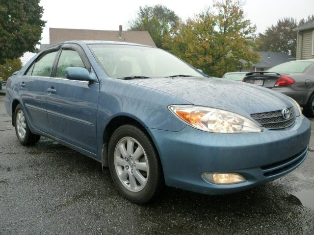 2003 toyota camry xle details agawam ma 01001. Black Bedroom Furniture Sets. Home Design Ideas