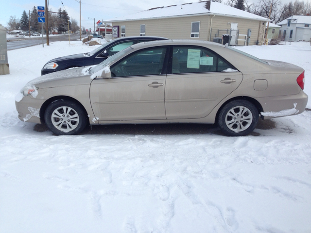 2004 Toyota Camry Enthusiast 2D Roadster