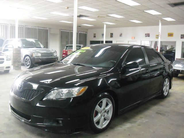 2007 Toyota Camry 2dr Cpe Auto