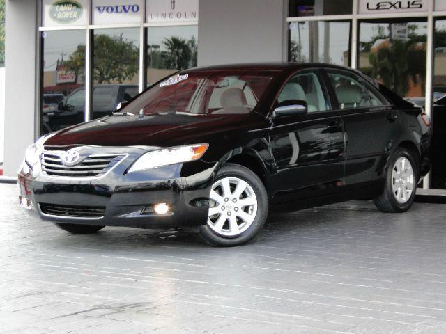 2007 Toyota Camry SEL Sport Utility 4D