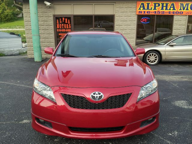2008 toyota camry se details kansas city mo 64116. Black Bedroom Furniture Sets. Home Design Ideas