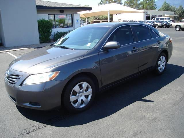 2008 Toyota Camry Unknown