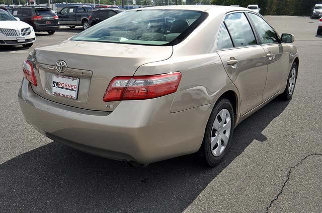 2008 toyota camry le details fredericksburg va 22401. Black Bedroom Furniture Sets. Home Design Ideas