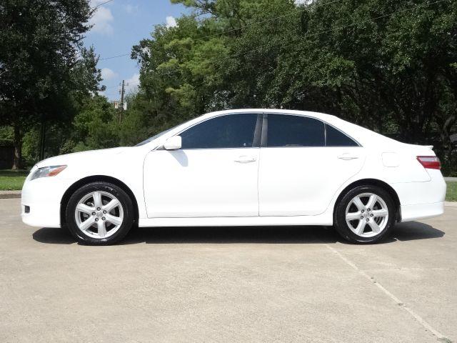 2009 Toyota Camry In Houston Tx: 2009 Toyota Camry I4 MAN SE (SE) Details. Houston, TX 77043
