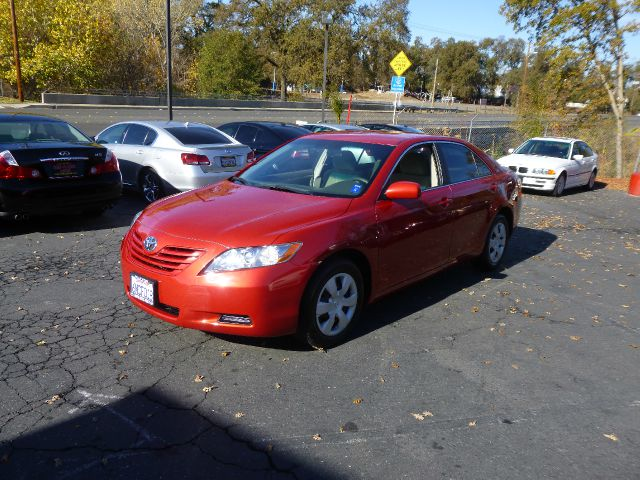 2009 Toyota Camry 2dr Cpe Manual Coupe