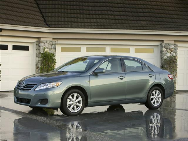 2010 Toyota Camry Unknown