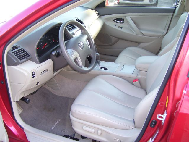 2011 Toyota Camry FX4 Super Crew 4x4