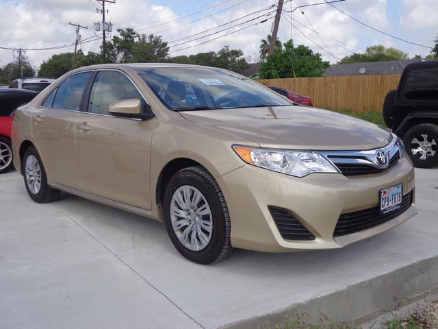 2012 toyota camry details corpus christi tx 78412. Black Bedroom Furniture Sets. Home Design Ideas