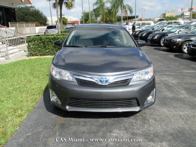2013 Toyota Camry SEL Sport Utility 4D