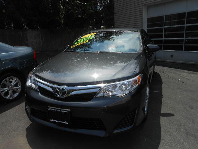 2013 Toyota Camry X