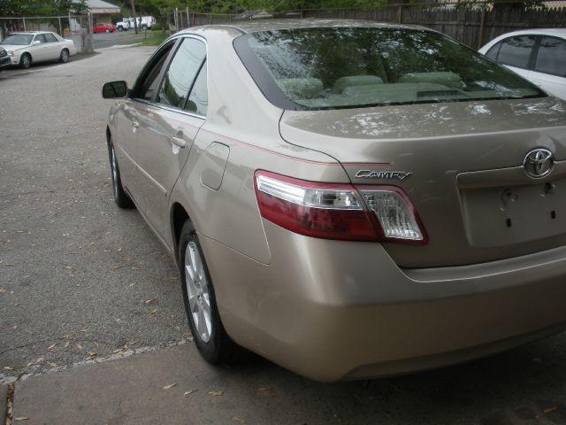 2007 Toyota Camry Hybrid 3.5tl W/tech Pkg