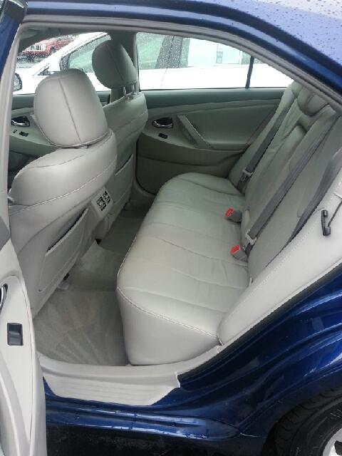 2008 Toyota Camry Hybrid 3.5tl W/tech Pkg