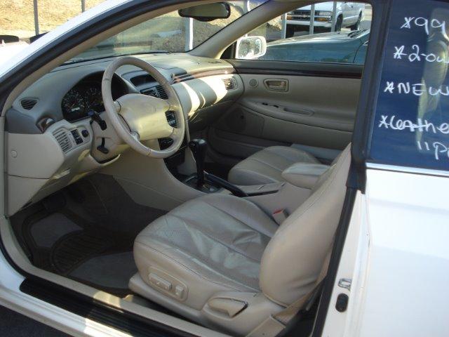 1999 Toyota Camry Solara 45