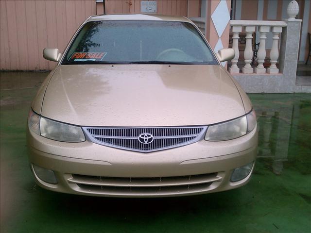 2000 Toyota Camry Solara Unknown