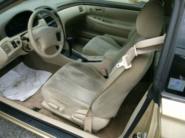 2001 Toyota Camry Solara T6 Turbo AWD