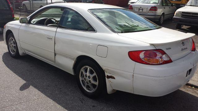 2003 Toyota Camry Solara Unknown