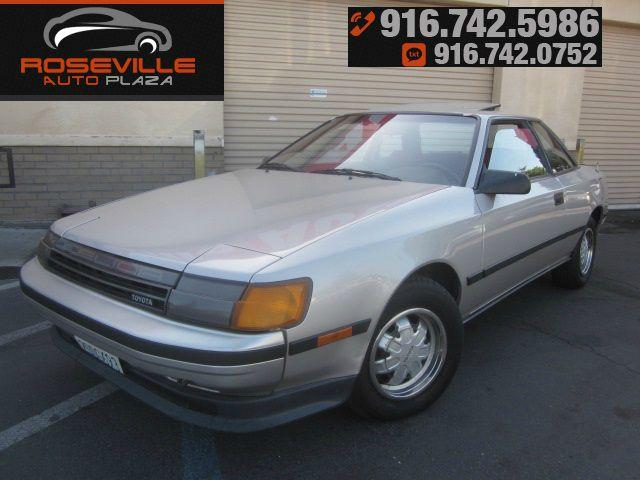 1987 Toyota Celica XLT Fx4 Pkg