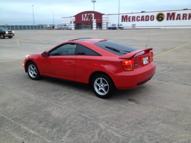 2000 Toyota Celica Passion