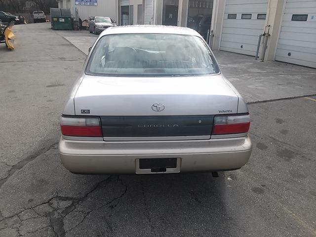 1997 Toyota Corolla Base