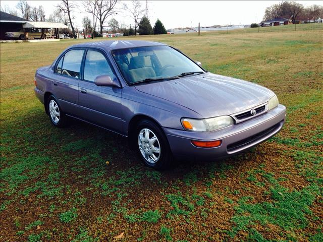 1997 Toyota Corolla 4x4 Z85 Extended CAB
