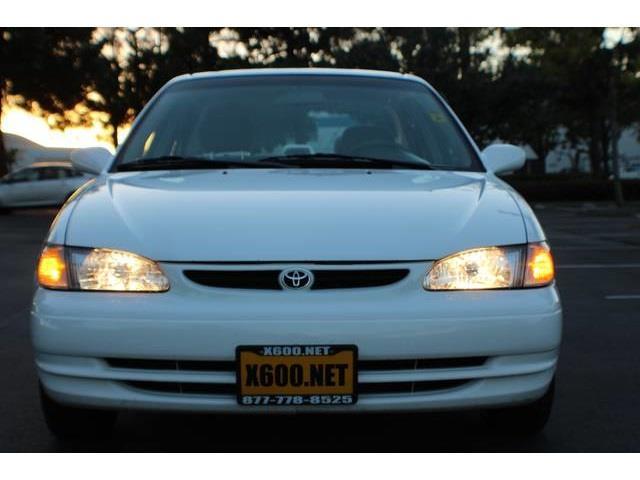 1998 Toyota Corolla Sel Sport Utility 4d Details Fremont Ca 94536