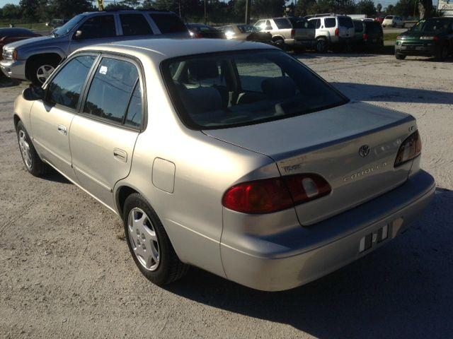 1999 Toyota Corolla X