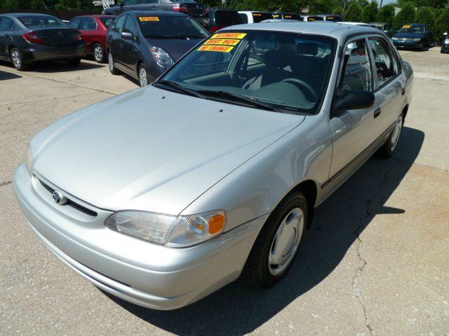 1999 Toyota Corolla SEL Sport Utility 4D