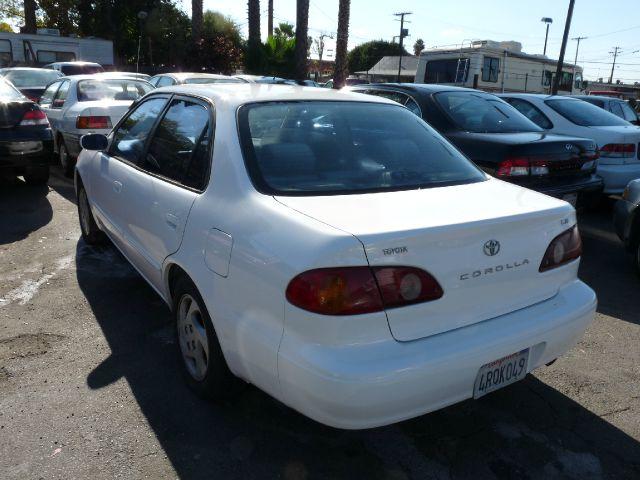 2001 Toyota Corolla X