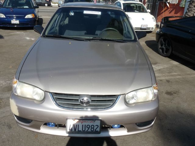 2002 Toyota Corolla SEL Sport Utility 4D