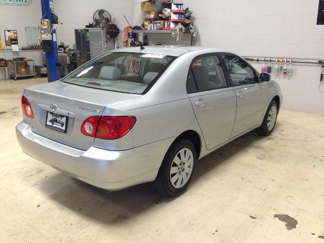 2003 Toyota Corolla X