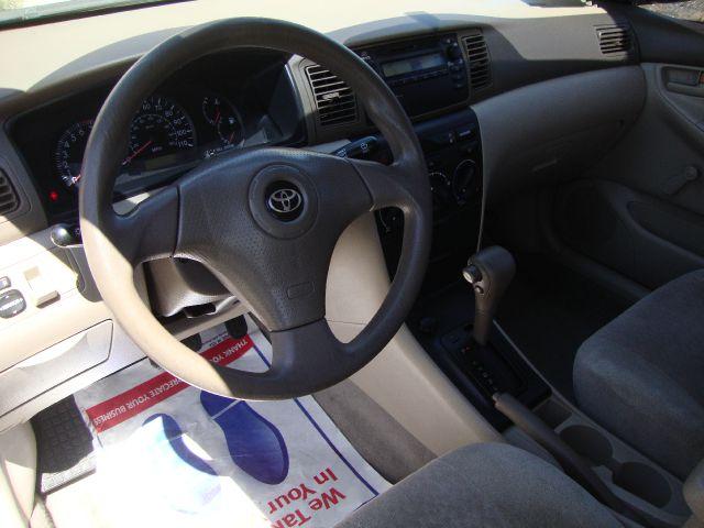 2004 Toyota Corolla X