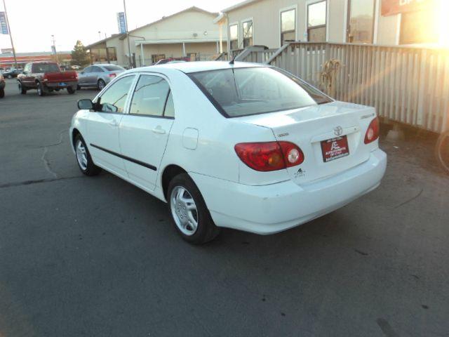 2004 Toyota Corolla SEL Sport Utility 4D