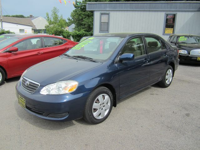 2005 Toyota Corolla 279 PER Month WAC Guaranteed