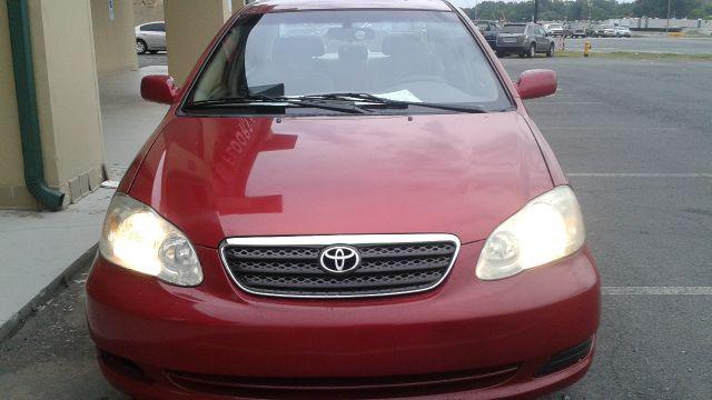 2006 Toyota Corolla Xltturbocharged