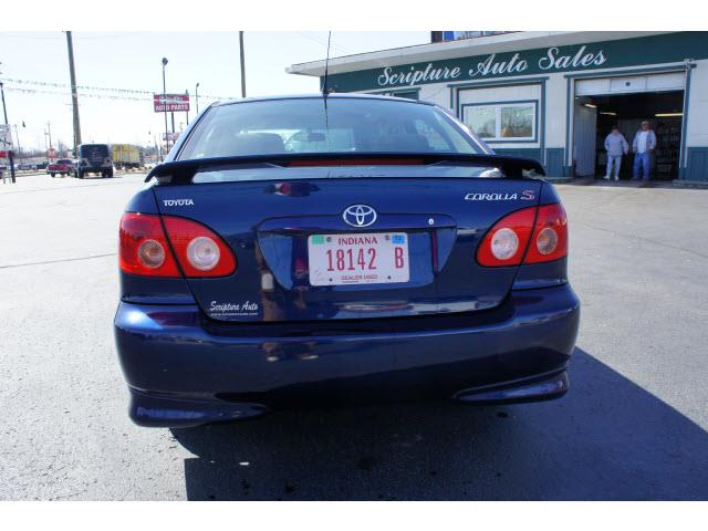 2007 Toyota Corolla XR