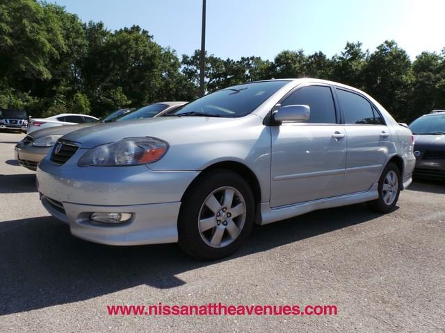 2008 toyota corolla xr details jacksonville fl 32256. Black Bedroom Furniture Sets. Home Design Ideas
