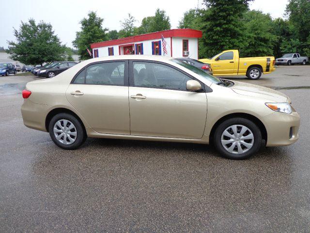 2011 Toyota Corolla Supercab Flareside XL