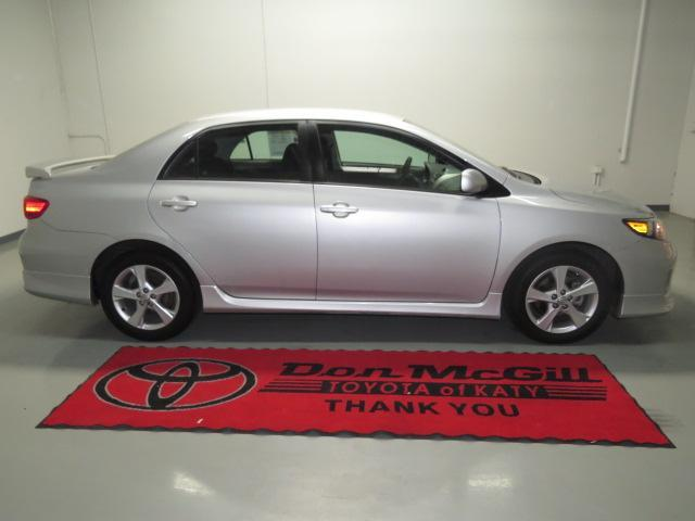 2013 Toyota Corolla XR