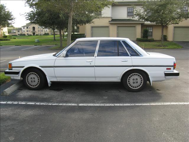 1987 Toyota Cressida Unknown
