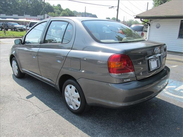 2003 Toyota Echo GL Manual W/siab